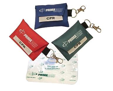 Bolsa de llavero y protección de RCP de varios colores de la ...