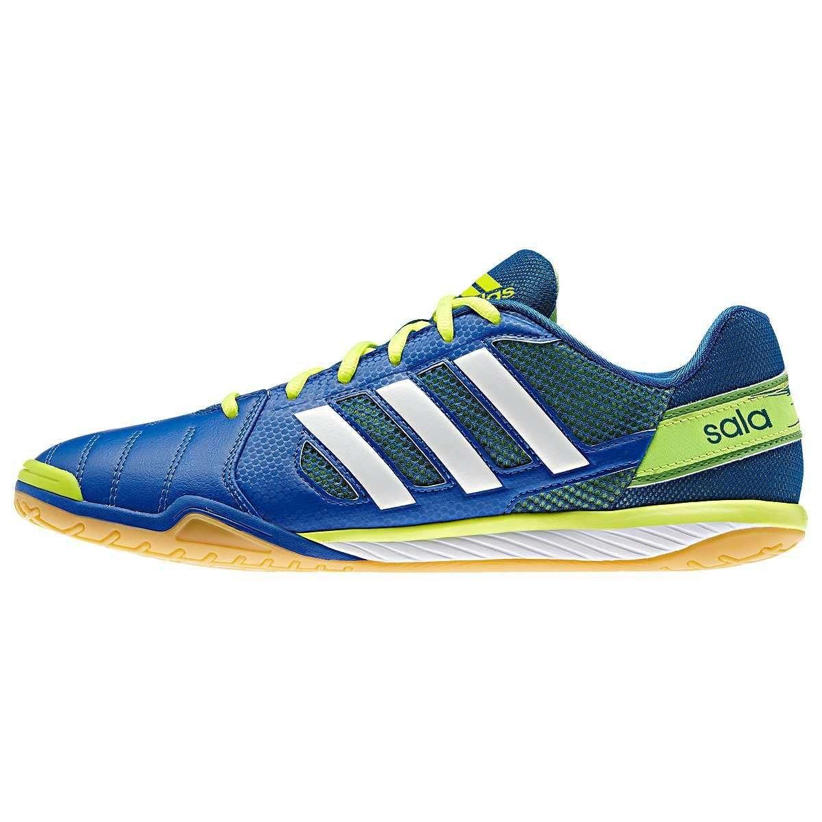 Q21622 Adidas freefootball TopSala Blau 46 UK 11