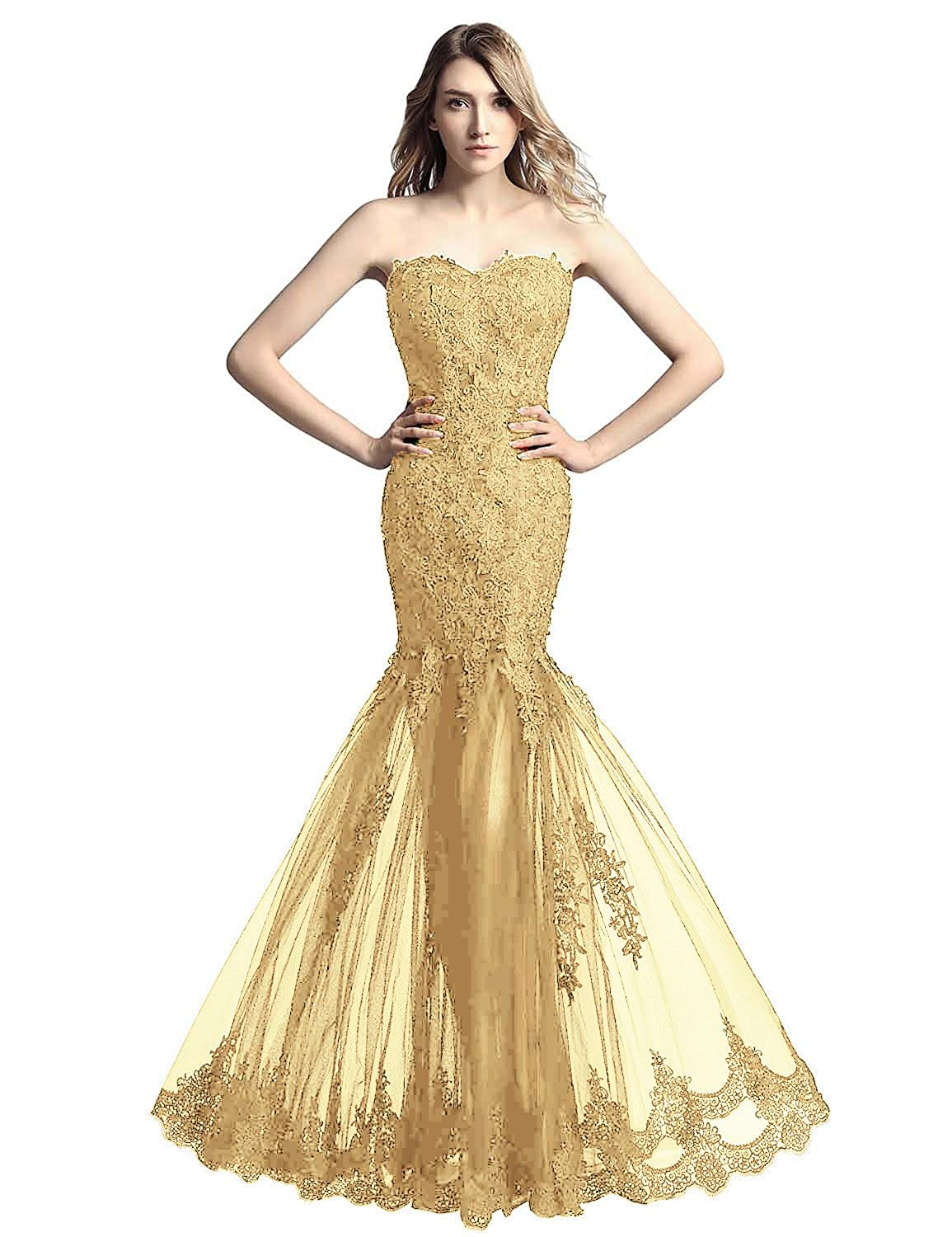 Champagne Belle House Women Off The Shoulder Sexy Evening Dresses Long Ball Gown Mermaid Prom Dresses 2019