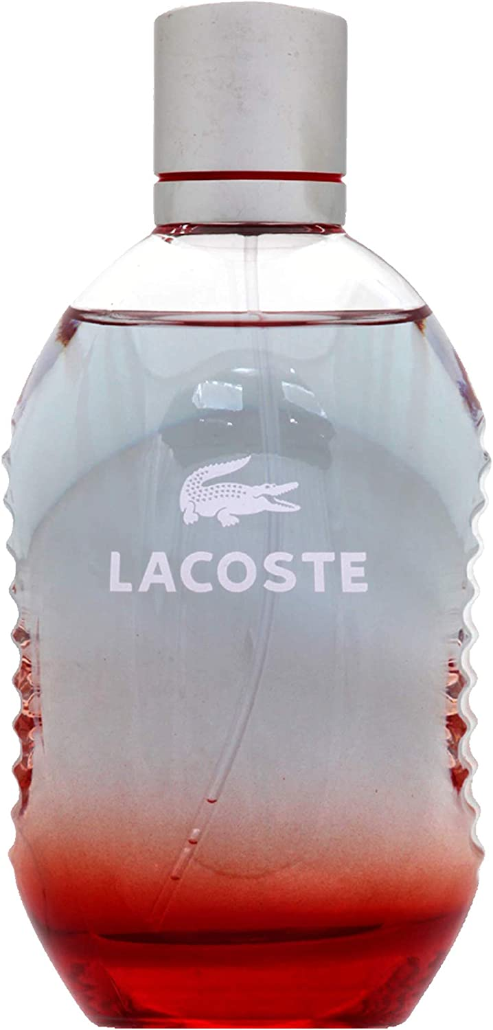 Lacoste 16945 - Agua de colonia, 125 ml