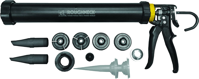 Mortero de pistola Roughneck ROU 32150 multifunción reciente -.Negro
