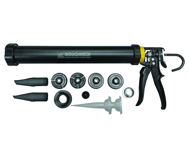 Roughneck ROU32150 Pistolet mortier multi-fonction Noir