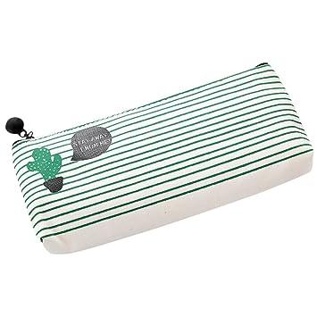 Amazon.com: Jeeke Kawaii - Estuche para lápices, diseño de ...