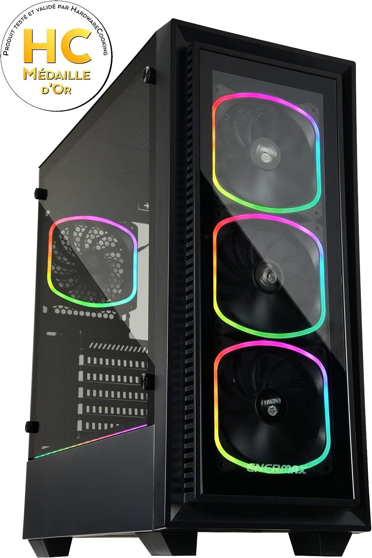 Enermax Starryfort Sf30 Pc Gaming Atx Gehäuse Mit Computer Zubehör