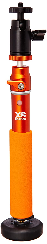 XSories Pack Fix Tilt /& shoot Perche U-shot pied Orange