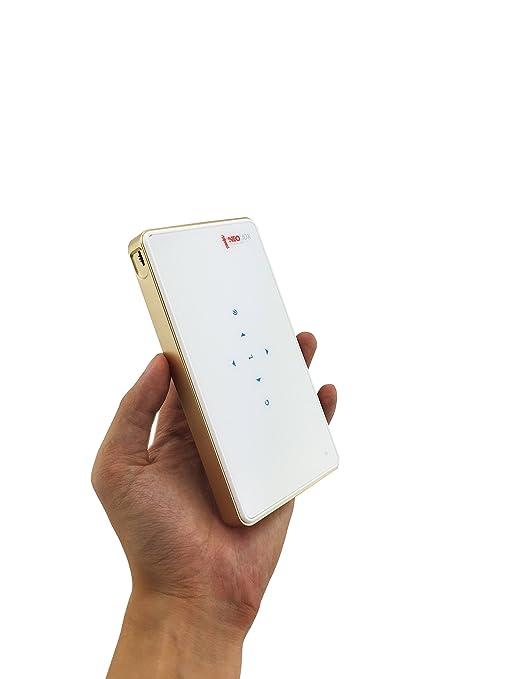 Amazon.com: neojdx Vision portátil DLP Proyector de bolsillo ...