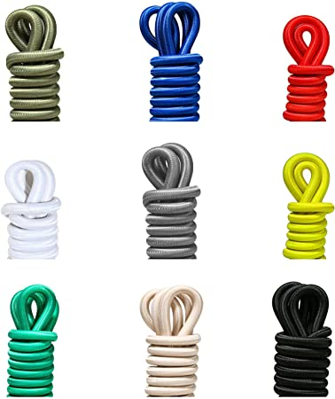 50Pcs Bungee Ball Loop Shock Cord Elastic Ties Tarp Tent Canopy Strap Ropes UK