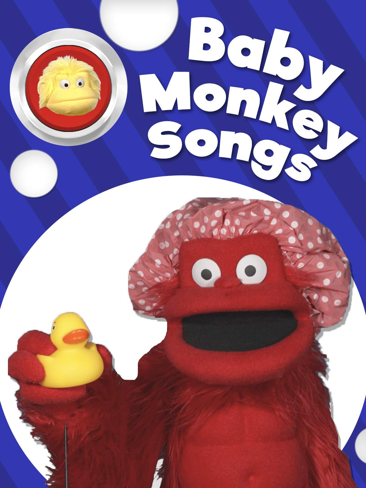 Big Red Button - Baby Monkey Songs on Amazon Prime Video UK