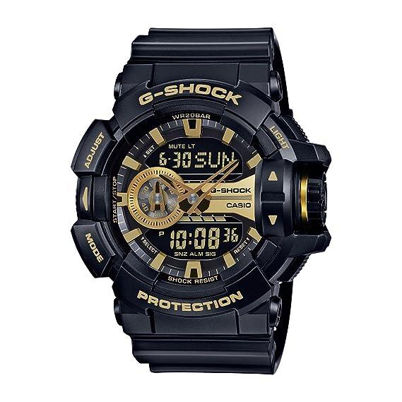Casio De los hombres Watch G-SHOCK Reloj GA-400GB-1A9: Casio - G-Shock: Amazon.es: Relojes