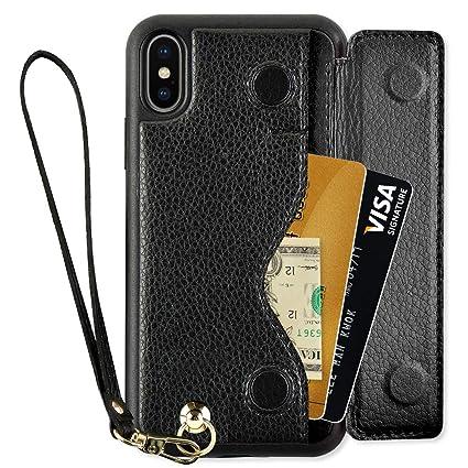 iphone xs lanyard strap case