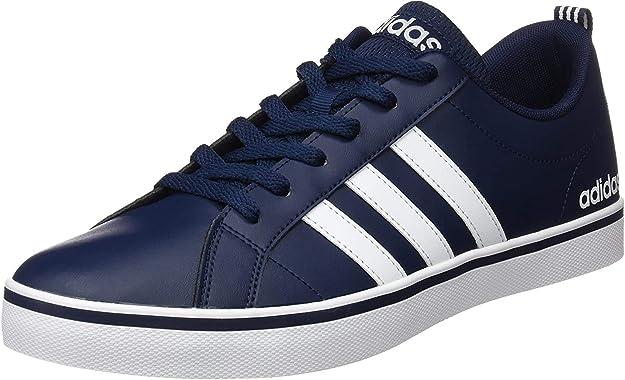 adidas VS Pace B74493 Sneakers Herren blau m. weißen Streifen