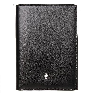 490a1a0b9e Amazon.com: Montblanc Meisterstuck Men's Medium Leather Wallet 4CC 11987:  Shoes