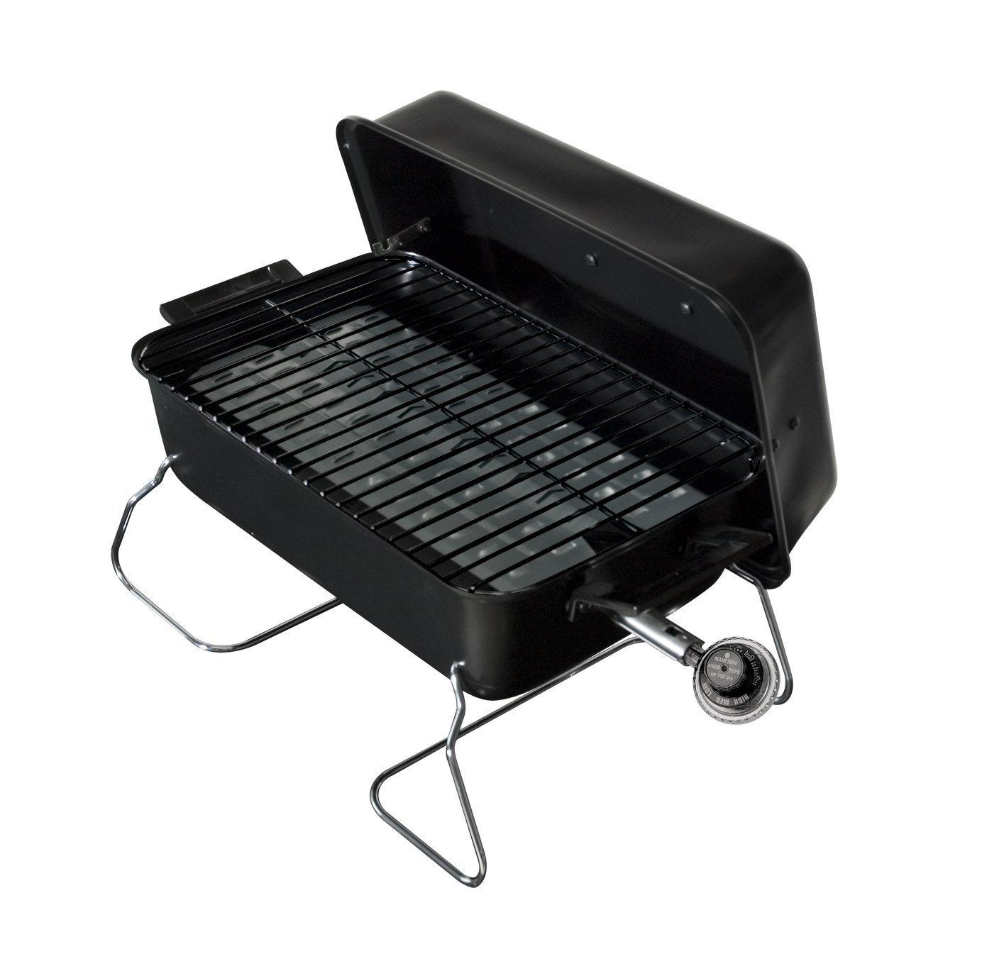 Char-Broil 465133010 Table Top 11,000 BTU 190 Sq. Inch Portable Gas Grill