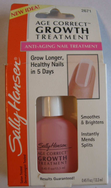 Sally Hansen Age Correct Growth Treatment 0.45 Fl Oz (2 Pack)