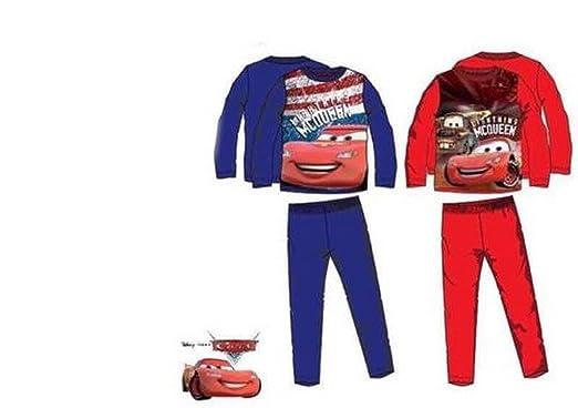 d6c2bd93cf5b9 Pyjama pour Enfant Cars Disney en Bleu !!! DHQ2086  Amazon.fr ...