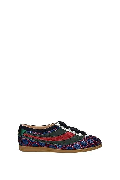 a6d8d7906b Gucci Sneakers Femme - Tissu (493713KC260) EU: Amazon.fr: Chaussures ...