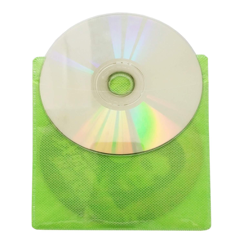 Amazon.com: Baocool - Fundas para CD y DVD (100 unidades ...