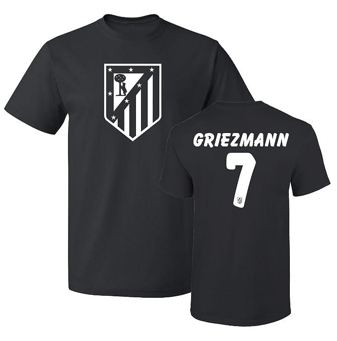 online retailer 116a8 f1e31 Tcamp Atletico Madid Shirt Antoine Griezmann #7 Jersey Men T ...