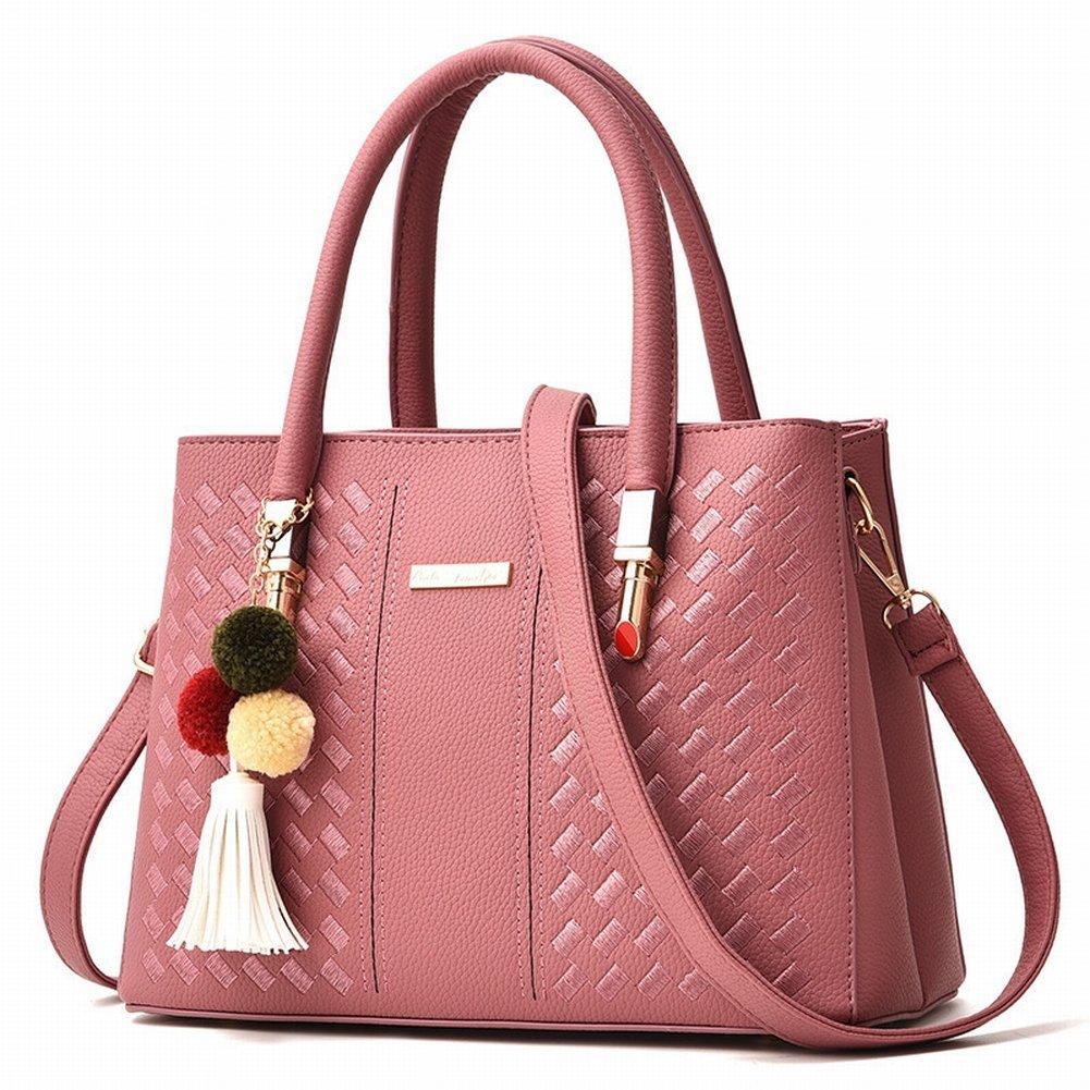 Haarballen Handtasche Weibliche Einfache und Modische Handtasche Diagonal Paket , Radiergummi