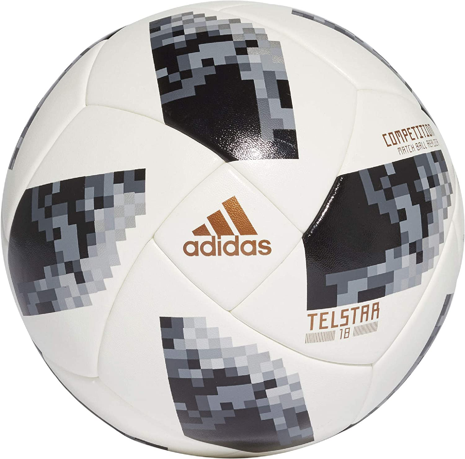adidas World Cup Comp, Hombre, Color Blanco/Negro/Plamet, Talla 4 ...
