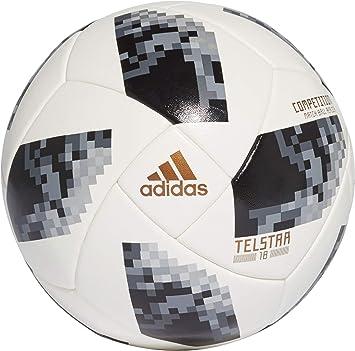 adidas World Cup Comp, Hombre, Color Blanco/Negro/Plamet, Talla 4 ...