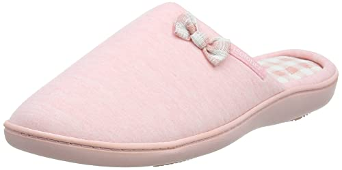 Isotoner Ladies Pillowstep Mule, Zapatillas de Estar por casa para Mujer: Amazon.es: Zapatos y complementos