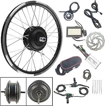 Schuck 36V 250W Rueda Delantera de Bicicleta eléctrica Kit de ...