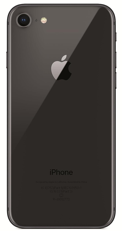 Apple Iphone 8 Space Grey 2gb Ram 64gb Storage Amazon In