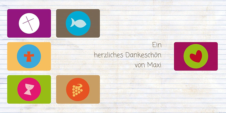 Kartenparadies Dankeskarte Konfirmation Konfirmation Dankeskarte buttons, hochwertige hochwertige hochwertige Danksagung für Konfirmationsfeier inklusive Umschläge   10 Karten - (Format  215x105 mm) Farbe  Braun B01MRBZ3FD | Meistverkaufte weltweit  | Ermäßigung  | M d646aa