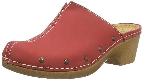 sports shoes 7bba8 5bb80 Jana 27302 Damen Clogs