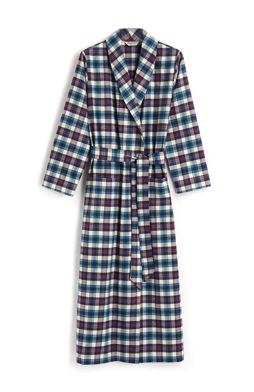 BONSOIR Robe de Chambre Femme: : Vêtements et