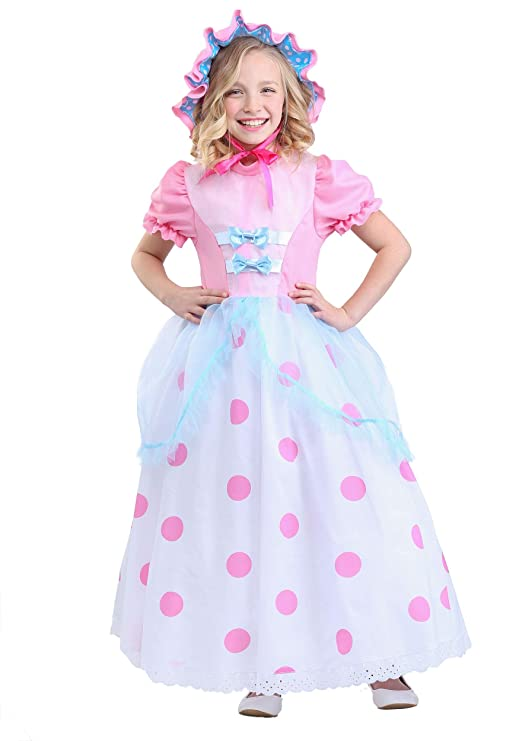 Girls Little Bo Peep Costume