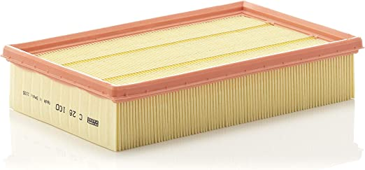 Original Mann Filter Luftfilter C 28 100 Für Pkw Auto
