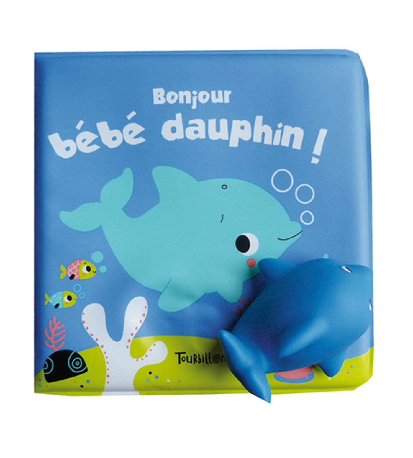 Bonjour Bebe Dauphin Tb Livres Bain French Edition
