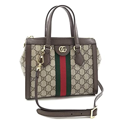 buy online 34a62 c0d17 Amazon | グッチ GUCCI バッグ スモール トートバッグ 2WAY ...