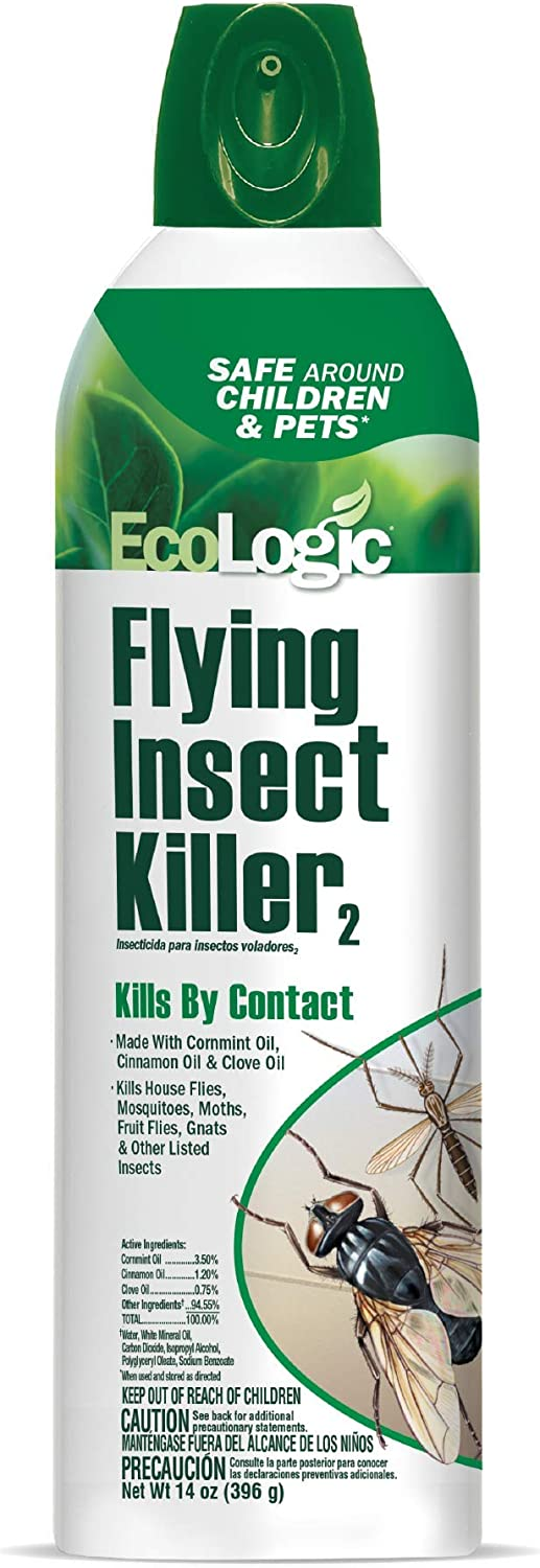 EcoLogic HG-75029 Flying Insect Killer, Pack of 1