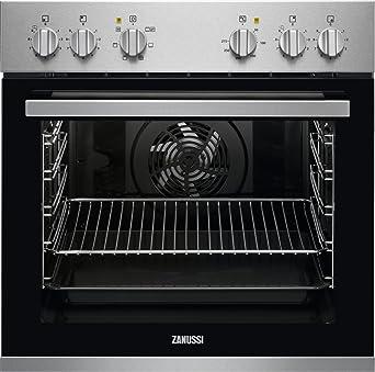 Zanussi ZOU 30601 Xu empotrable de horno/acero inoxidable/A ...