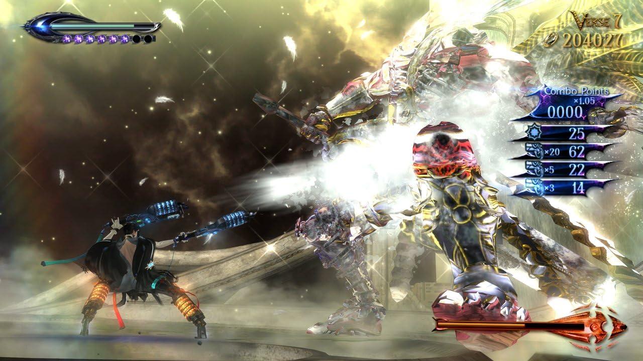 Bayonetta 2 (Nintendo Wii U) [Importación Inglesa]: Amazon.es: Videojuegos
