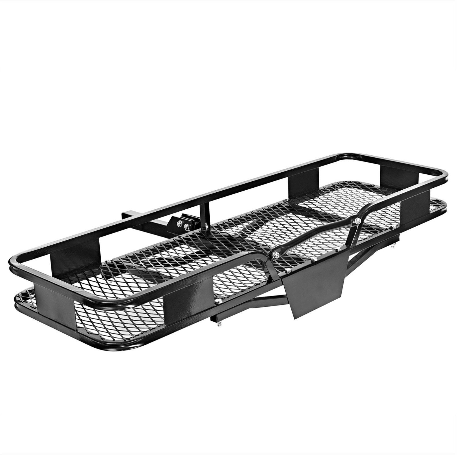 Direct Aftermarket Folding Hitch Cargo Carrier 60 inch Hauler 2 inch Receiver and Cargo Bag Combo by Direct Aftermarket (Image #2)