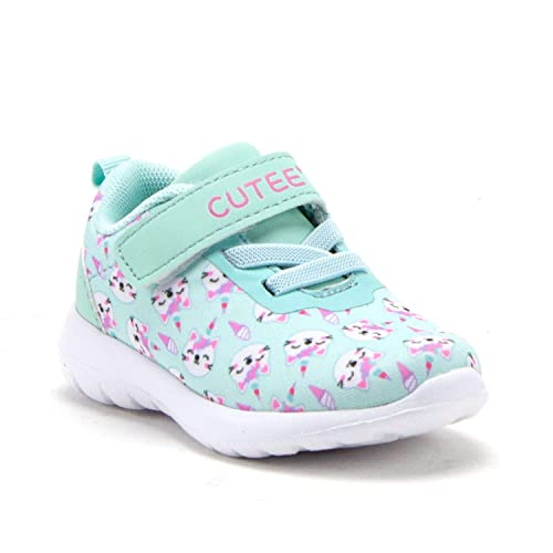 4f48dc5ff53 Amazon.com | Jazamé Little Toddler Girls' Cute Slip On Sneakers ...