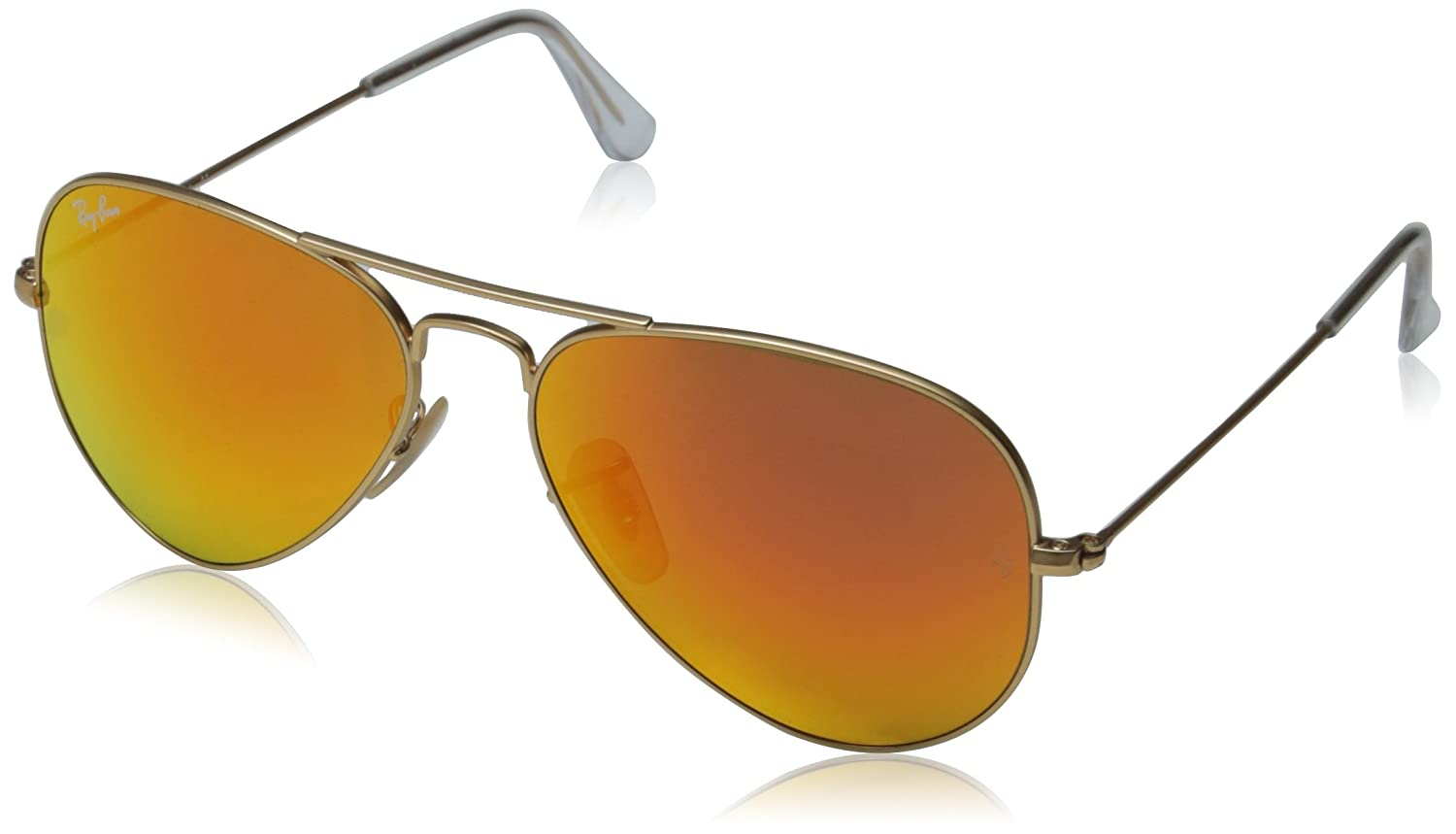 Aviator Large Metal Icons Dorado mm