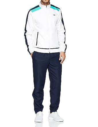 761d4550f7a4 Lacoste Sport - Men s Tracksuit - WH9518  Amazon.co.uk  Clothing