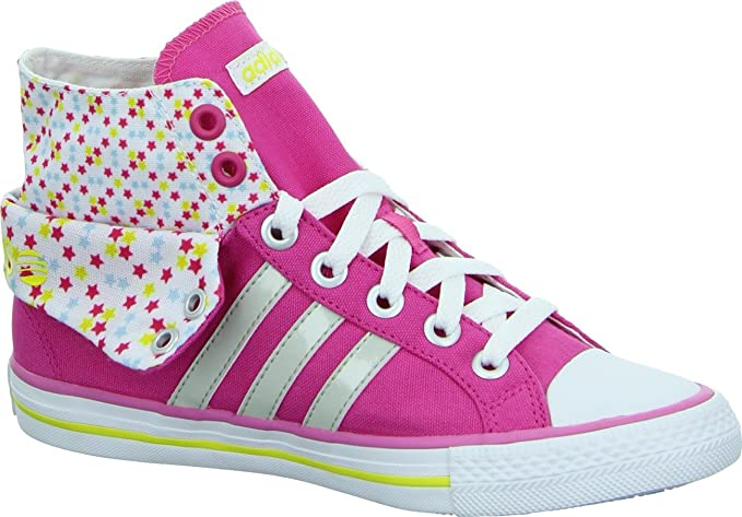 Adidas - Bbneo 3 Bandes - Couleur: Rosa - Taille: 37,3