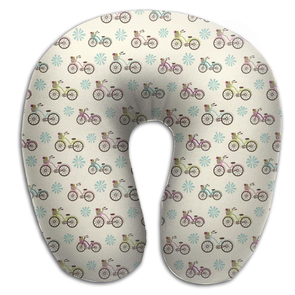 Girls Bicycleメモリーフォーム旅行首枕 B07772GTX3