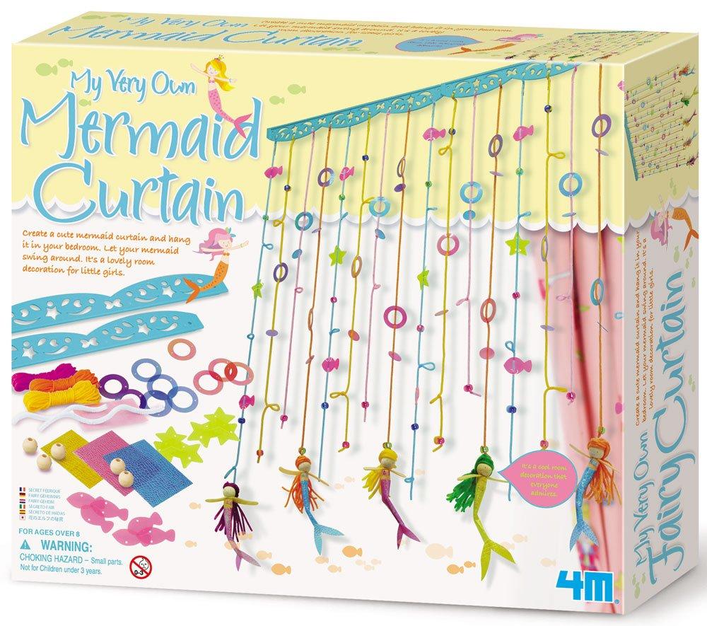 mas preferencial Toysmith 4M My My My Very Own Mermaid Curtain 3638 by 4M  para barato