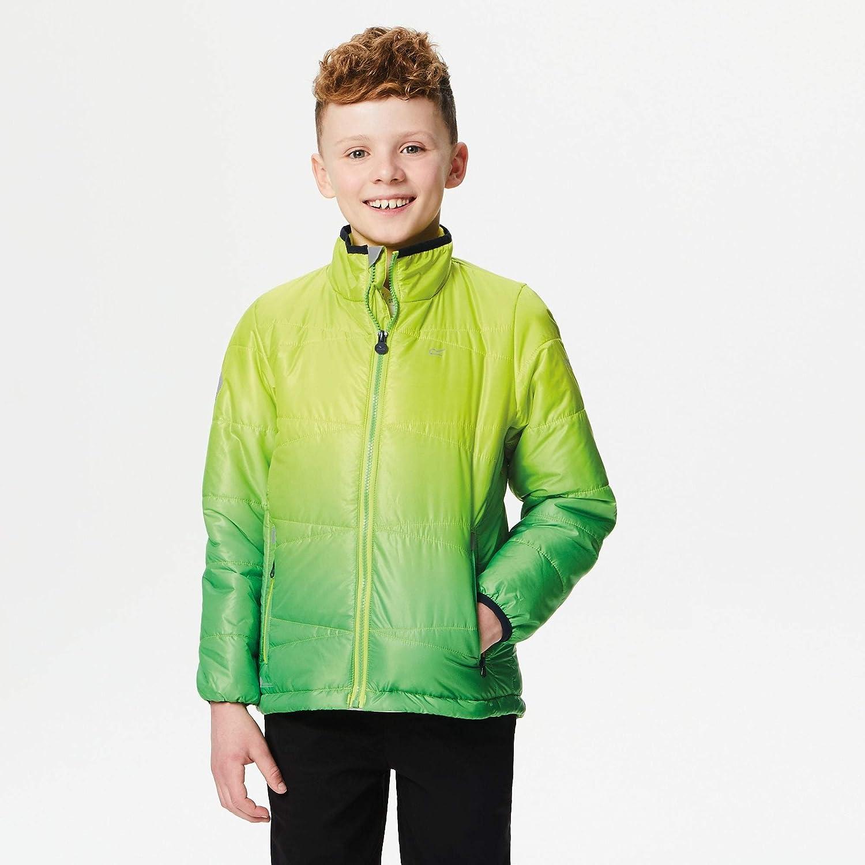 Regatta Kids Name IV Lightweight Insulated Water Repellent Jacket