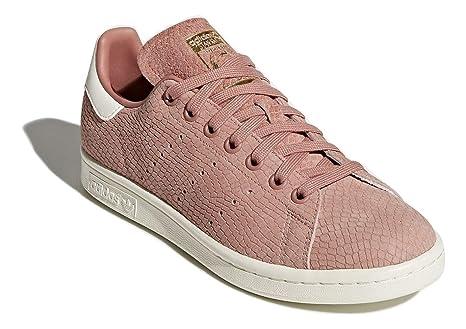 adidas Stan Smith W, Scarpe da Fitness Donna, Rosa (RoscenRoscenCasbla 000), 41 13 EU