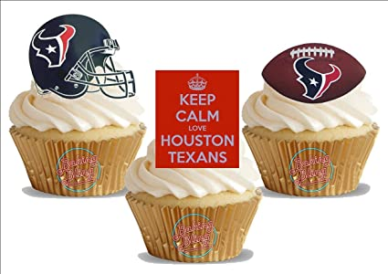 Amazon American Football Houston Texans Trio Mix Fun Novelty