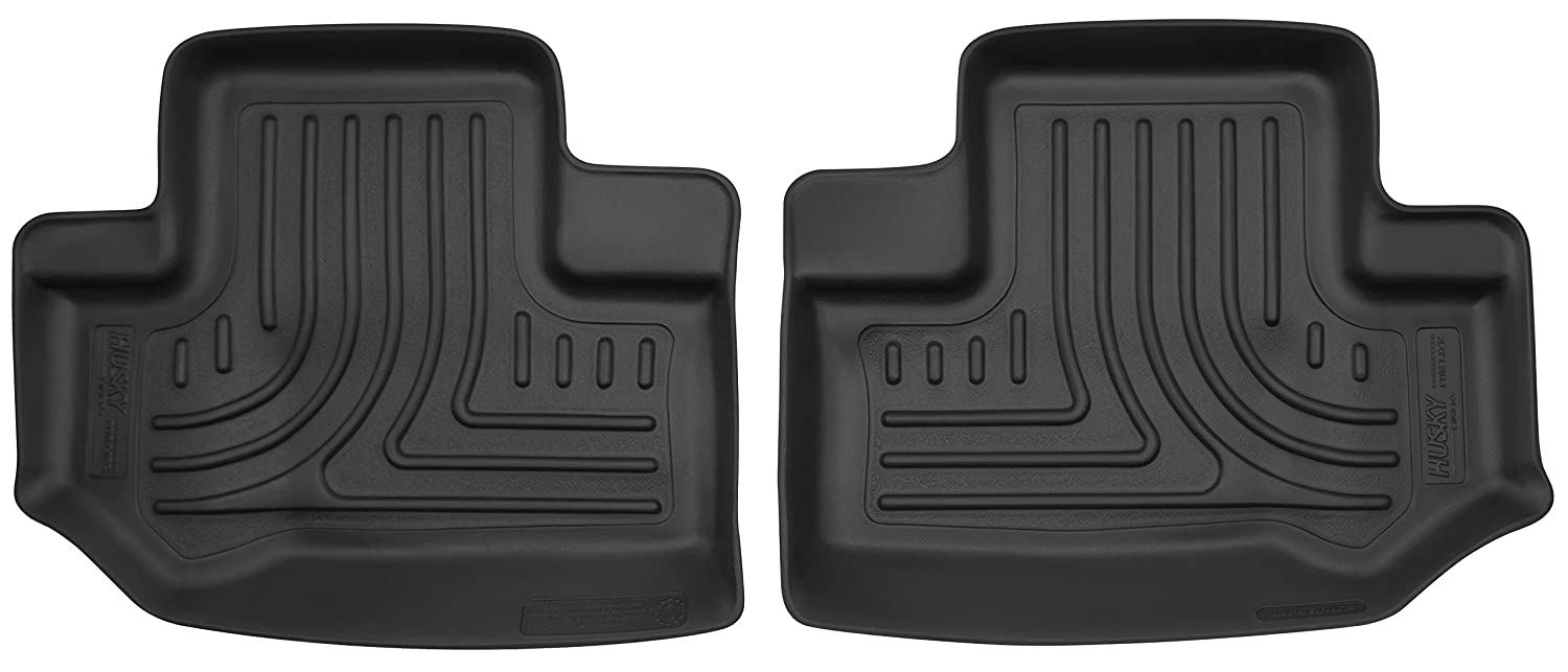 Husky Liners 2nd Seat Floor Liner Fits 11-18 Wrangler 2 Door 19041