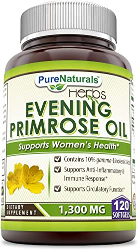 Pure Naturals Evening Primrose Oil